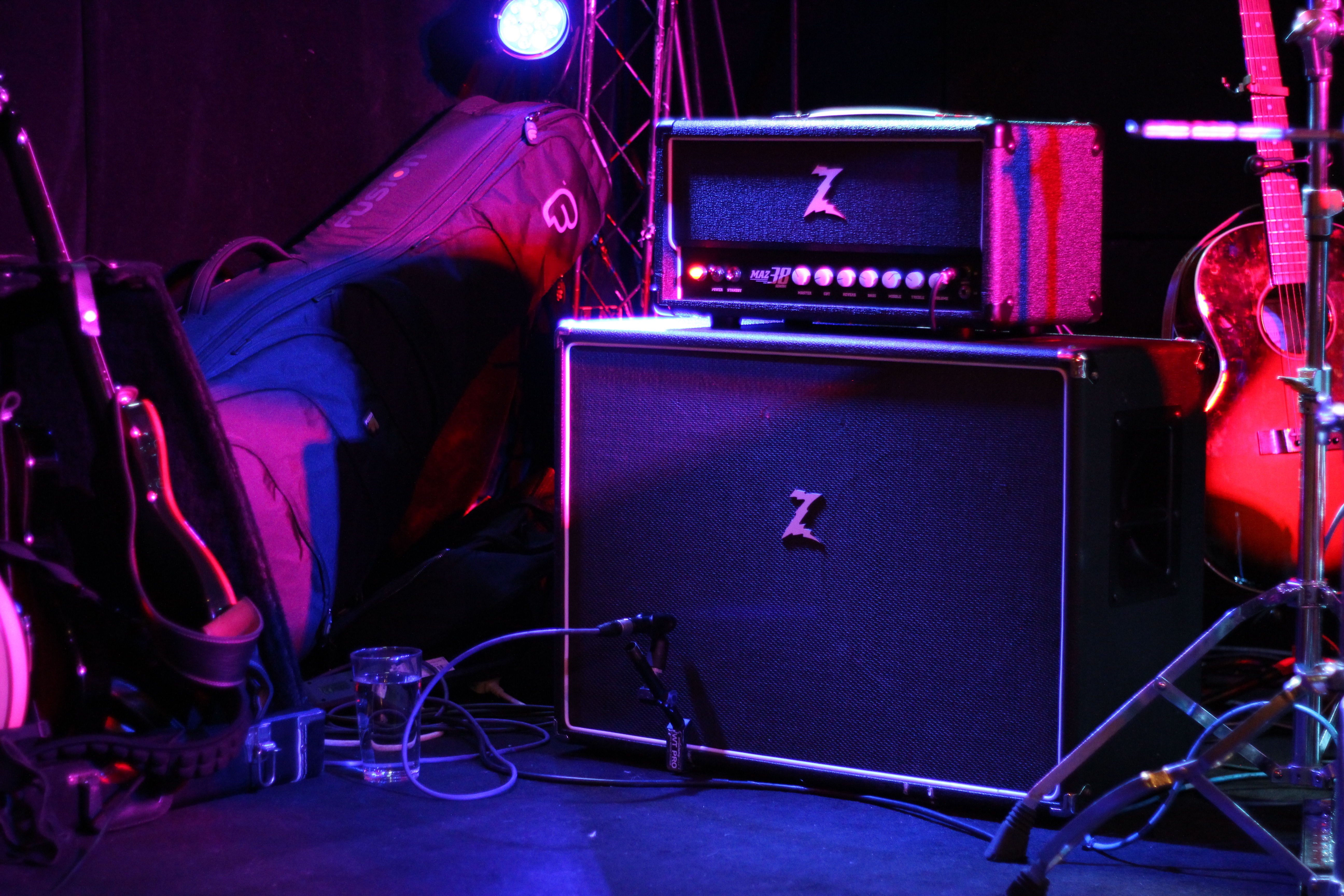 Did It Survive The Tour Fusion Gig Bag Review Square One